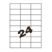 blanco A4-etiketten-24vel-bestellen