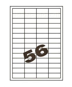 A4-etiketten-56vel-48x20mm
